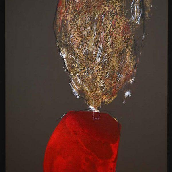 peinture abstraite de philippe lecomte