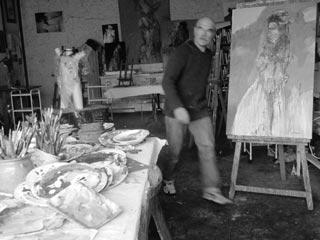 alain gegout artiste peintre