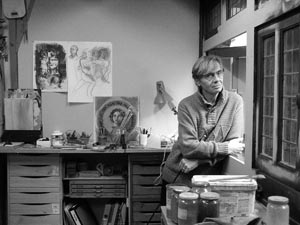 Charles Pasino, artiste peintre et sculpteur