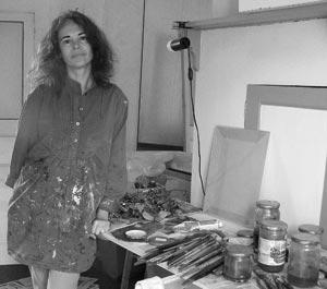 hélène courtois-redouté artiste peintre