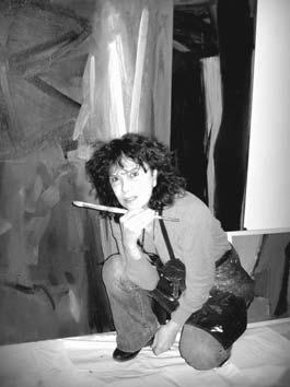 Victorine Follana, artiste peintre