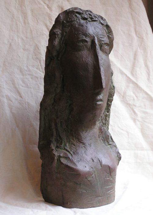 archeotypos, terre cuite contemporaine, charles pasino