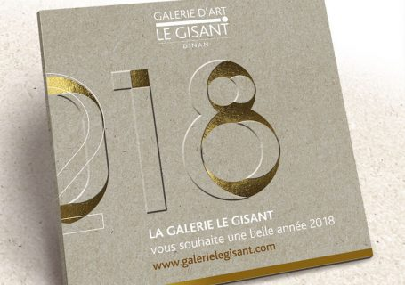 voeux galerie le gisant 2018