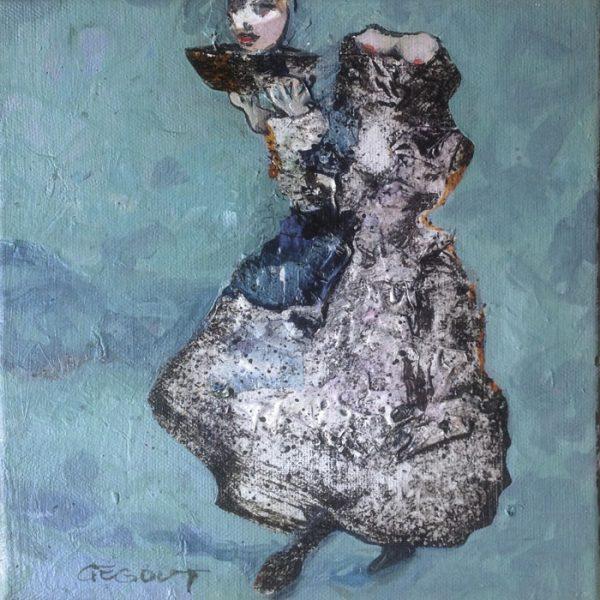 peinture Alain Gegout