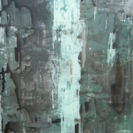 peinture de source en montagne par philippe béranger peintre