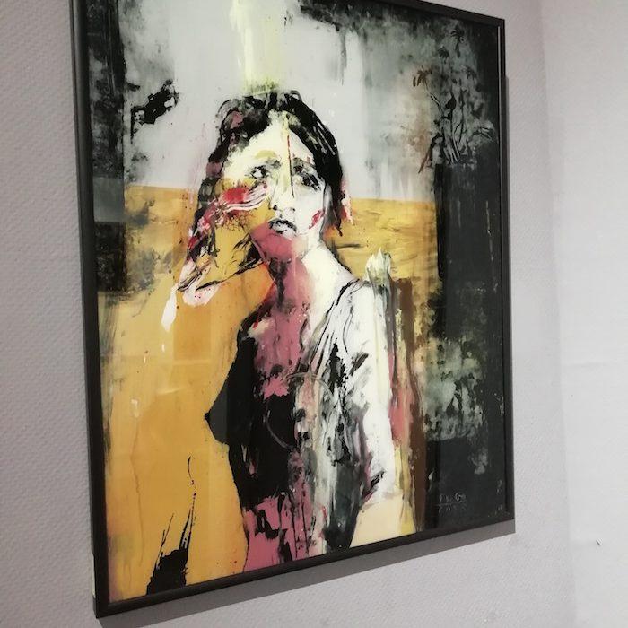 Frédéric HEGO, galerie le Gisant, Dinan