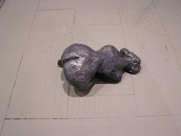Passion n°1, sculpture nu