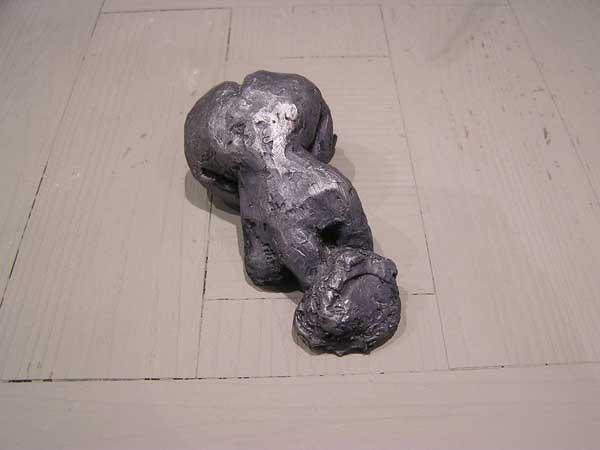 Passion n°1, sculpture femme nue