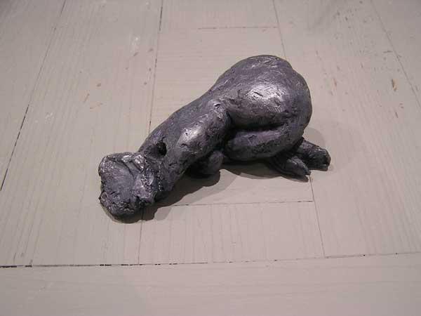 Passion n°1 sculpture nu