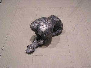 Passion n°2, sculpture femme nue