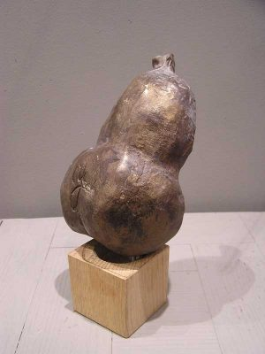 Envie de poire, sculpture